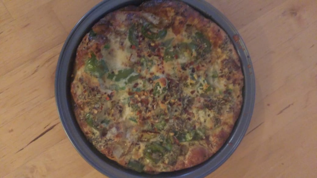Frittata recipe | Vegetable Frittata | How to make Italian Frittata