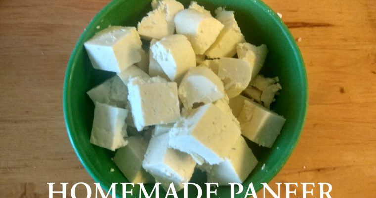 Homemade Paneer recipe | How to make Paneer in home