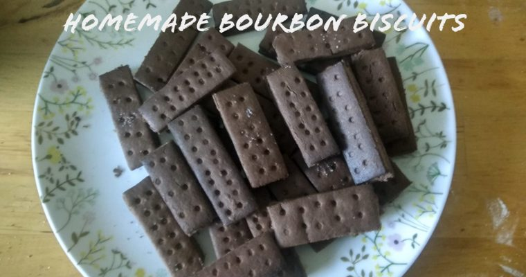 Bourbon Biscuits | Homemade Bourbon Biscuits