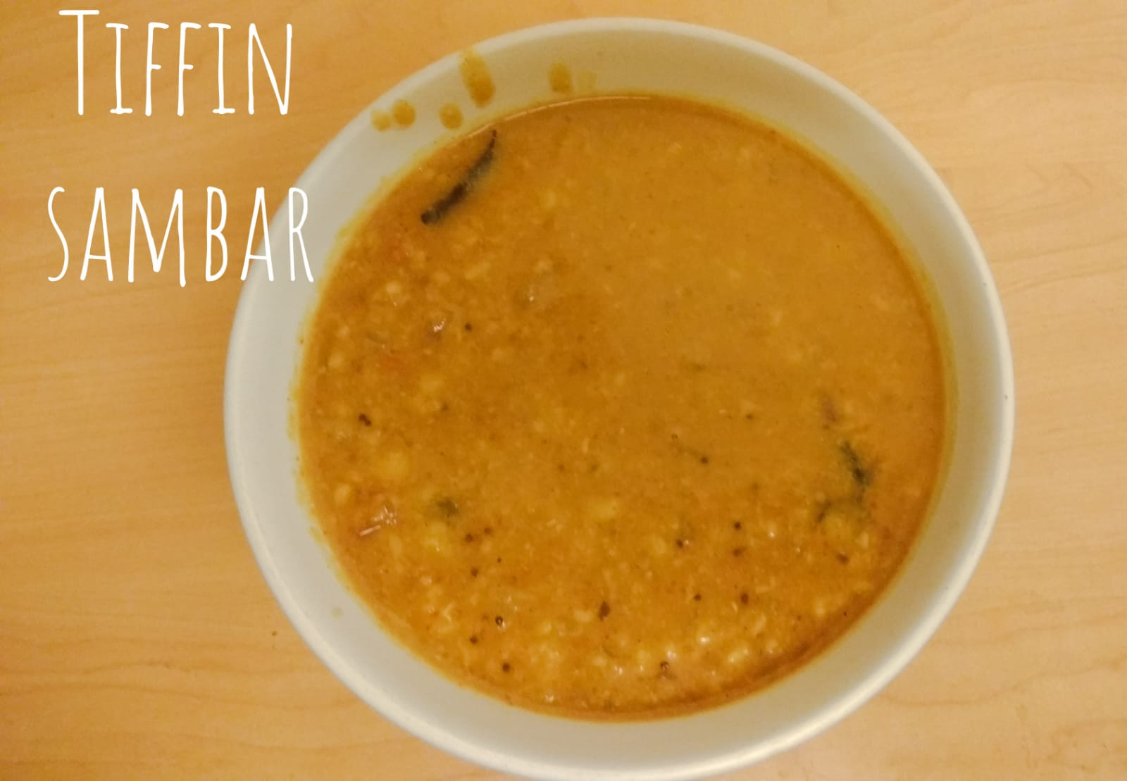 Tiffin Sambar recipe | Idly Sambar