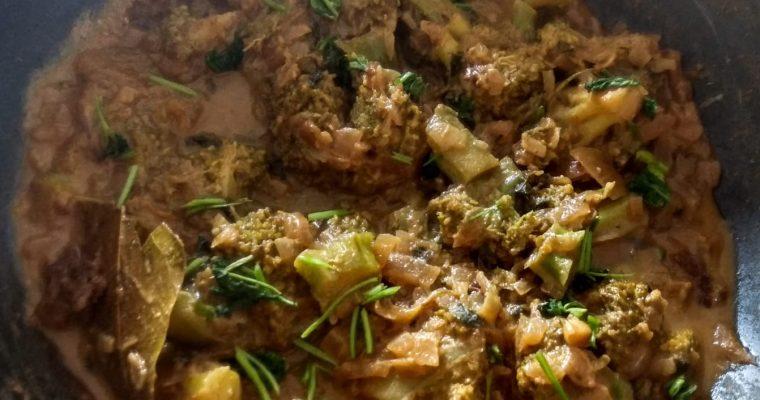 Broccoli Masala | Broccoli Gravy recipe