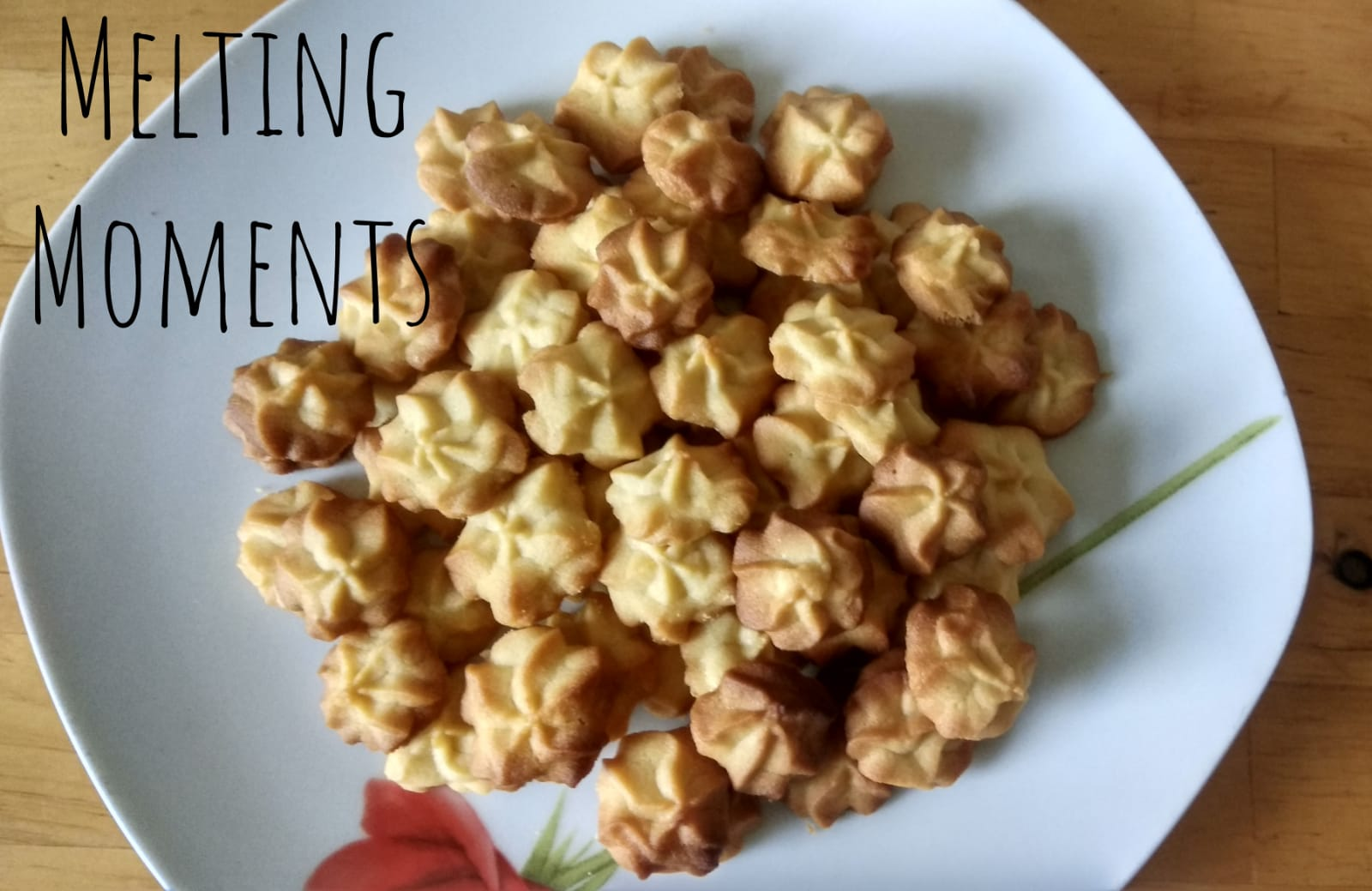 Melting Moments Cookies | Melting Moments recipe