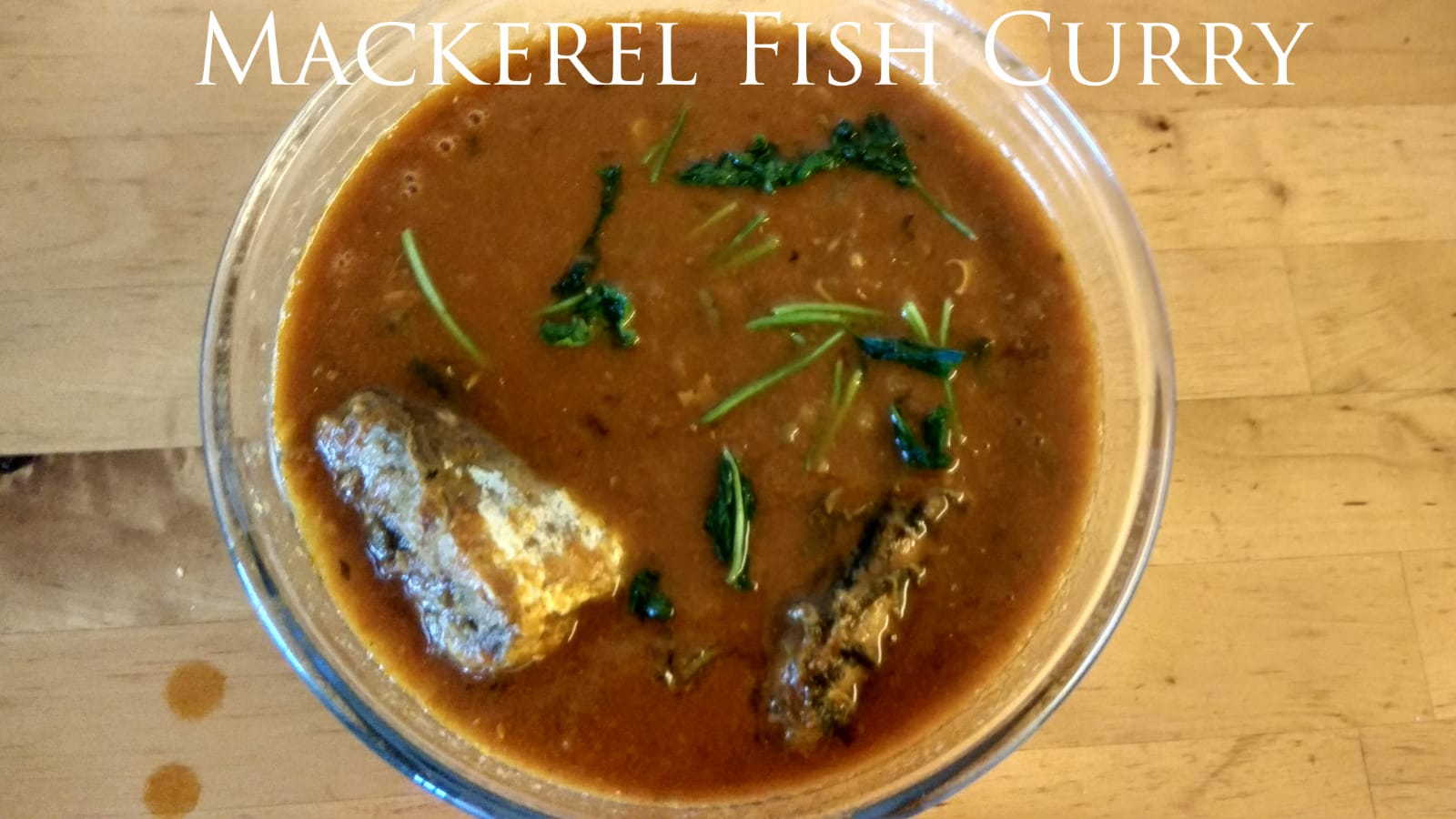 Mackerel Fish Curry | Mackerel Fish Kuzhambu