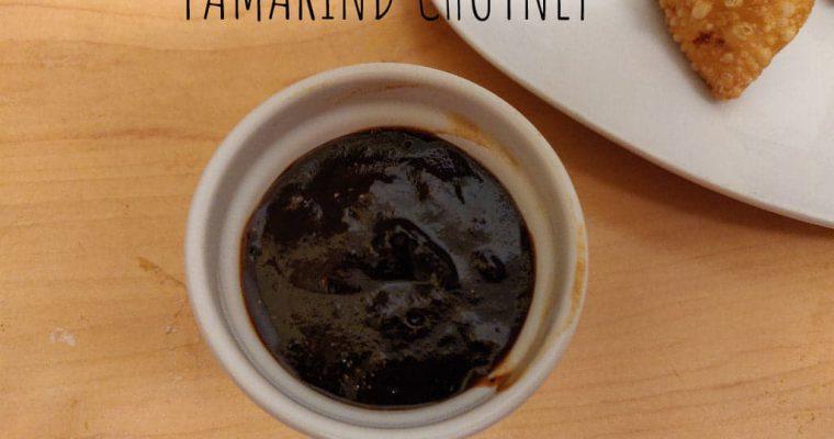 Tamarind Chutney | Sweet Chutney recipe