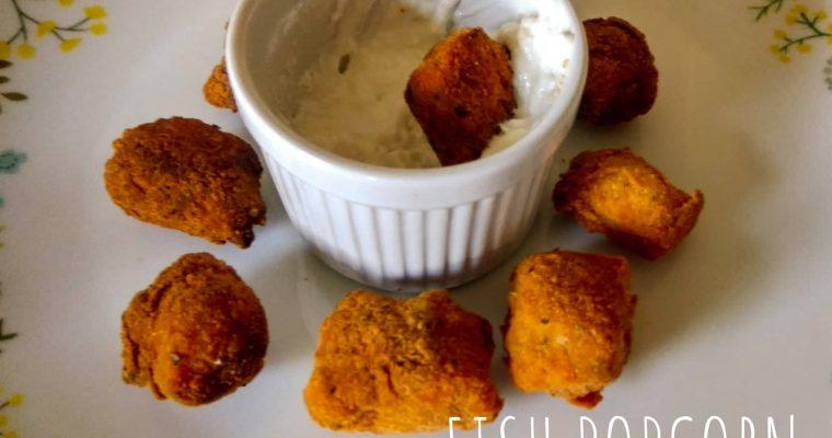 Fish Popcorn recipe | Popcorn fish