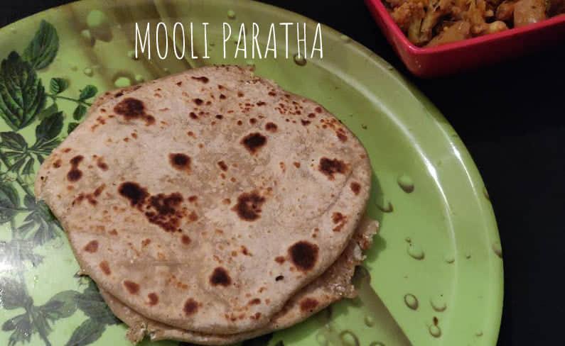 Mooli Paratha Recipe | Radish Paratha