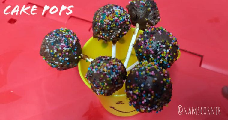 Cake Pops recipe | Homemade Cake Pops | Leftover cake recipes