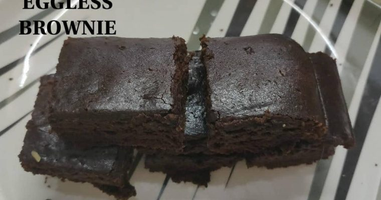 Brownie Recipe | Eggless Brownie Recipe | Chocolate Brownie Recipe