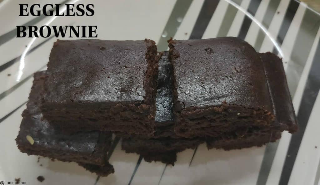 Brownie Recipe | Eggless Brownie Recipe | Chocolate Brownie Recipe