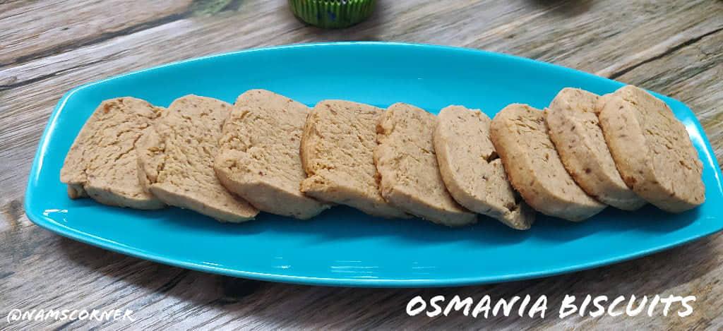 Osmania biscuits Recipe   Hyderabad Special Osmania biscuits recipe