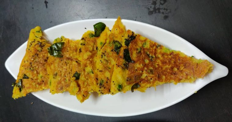 Handvo Recipe | Gujarati Handvo Recipe | How to make handvo