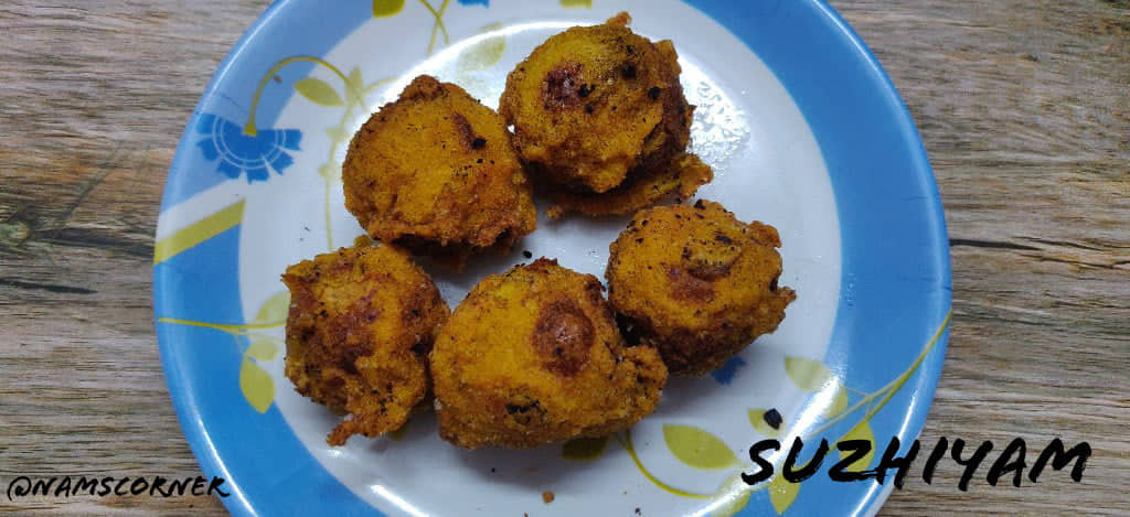 Suviyam Recipe | Suzhiyan Recipe | How to make Suzhiyam Recipe