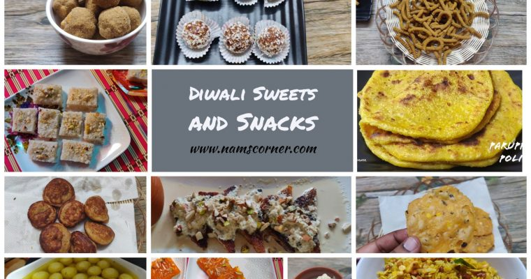 Diwali Recipes | Collection of Diwali sweets and snacks Recipes