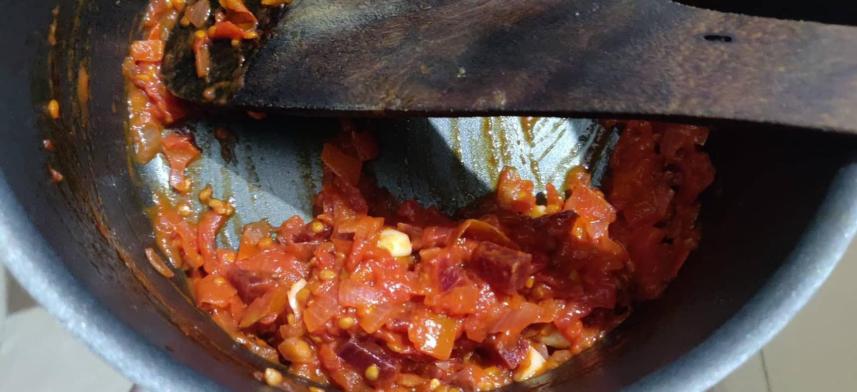 tomato_soup - mixture is mushy