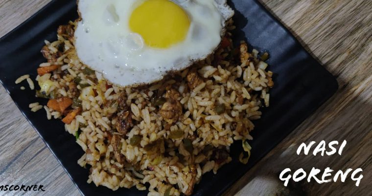 Nasi Goreng Recipe | Indonesian Fried Rice