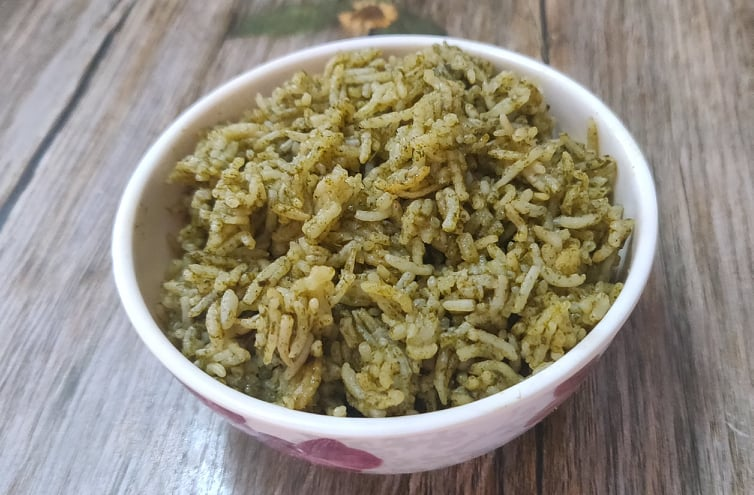 spinach_pulao - 92217766_525518725058934_2908103153322819584_n