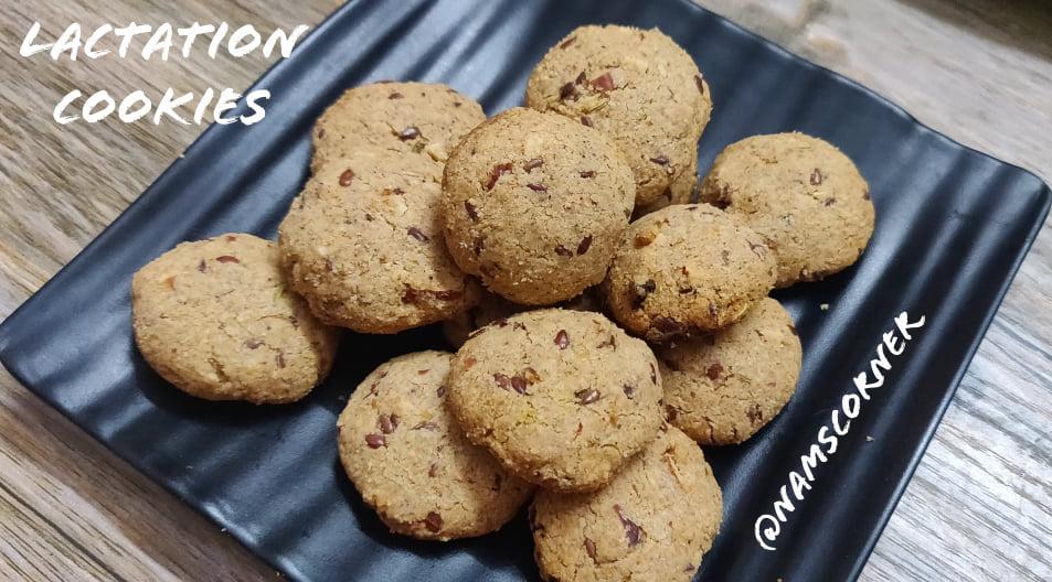 Lactation Cookies Recipe | Healthy Lactation Cookies