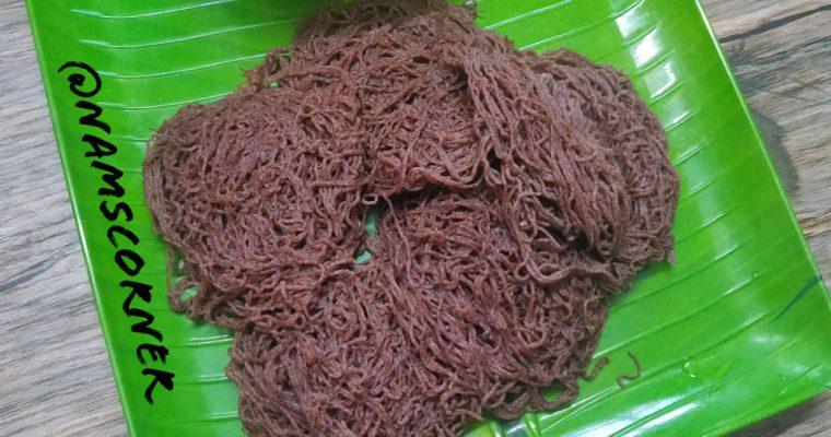 Ragi Idiyappam Recipe | Finger Millet Idiyappam | Instant Ragi Idiyappam