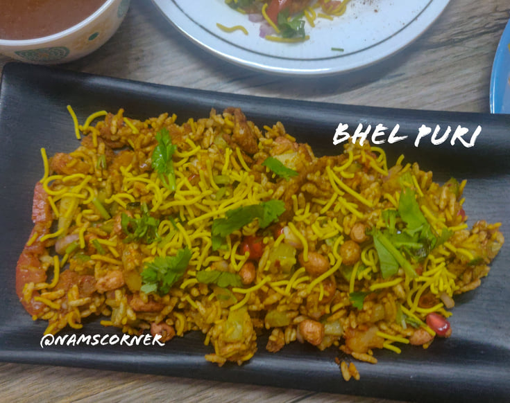 Bhel Puri Recipe | How to make Bhel Puri