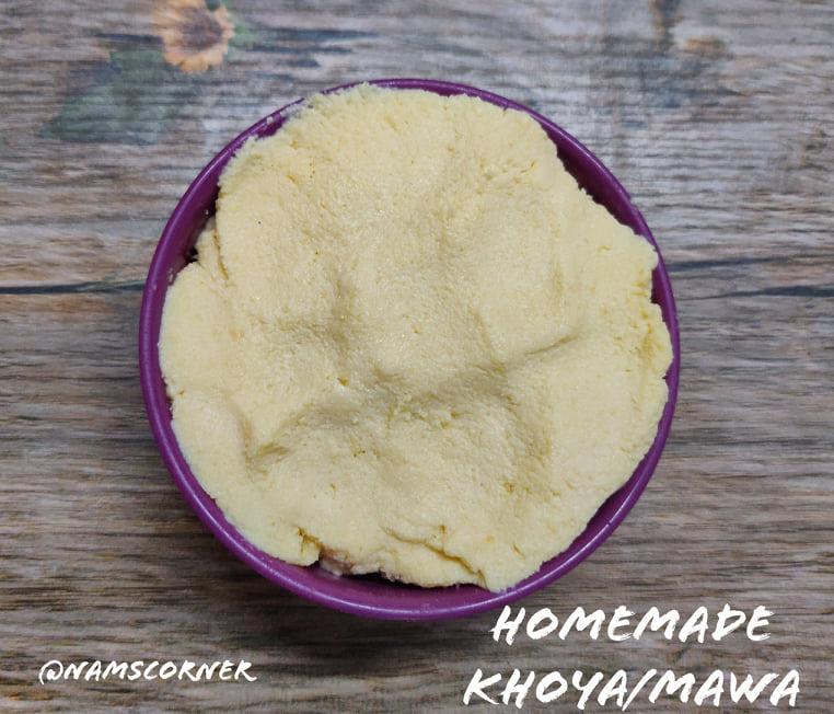 Homemade Khoya Recipe | Mawa Recipe | How to make Khoya from Milk