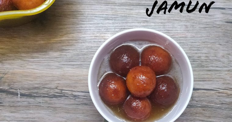 Gulab Jamun Recipe | How to make Gulab Jamun using khoya