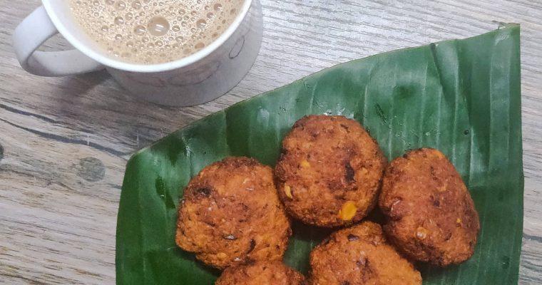 Masala Vada Recipe | Masal Vadai | Paruppu vadai recipe