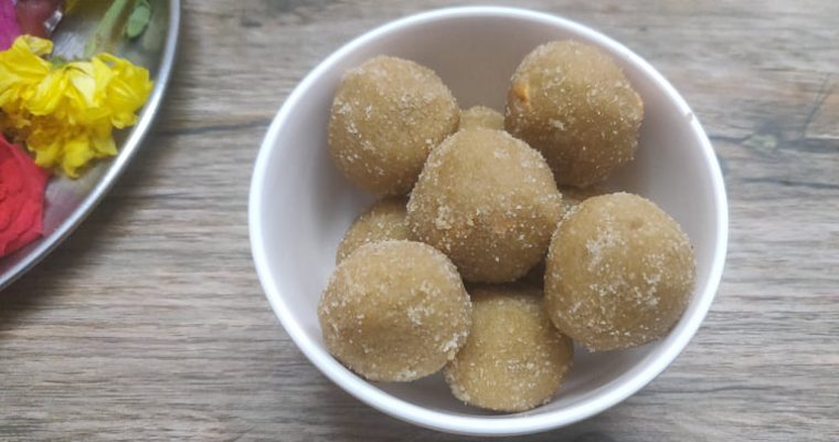 Aval Laddu Recipe   Poha Ladoo   Poha laddu