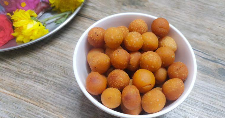 Uppu Seedai Recipe | Salt Seedai | Seedai