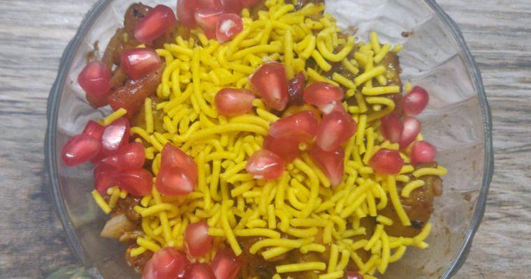 Aloo Chaat Recipe | Potato Chaat | Spicy Aloo Chaat