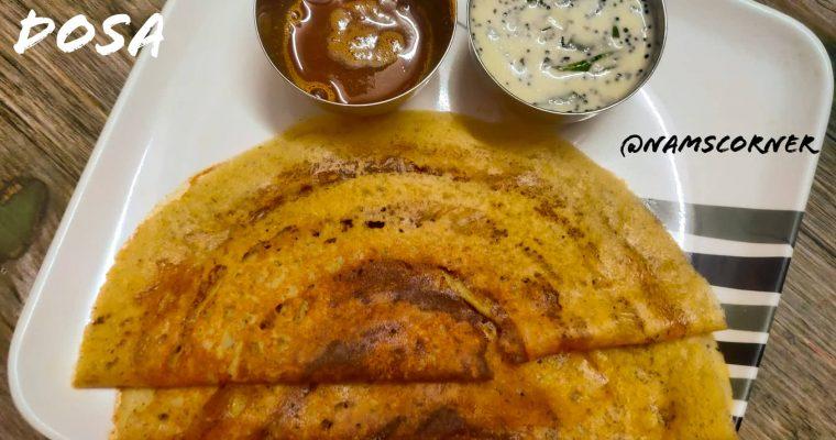 Dal Dosa Recipe | Mixed Dal Dosa | Protein rich breakfast recipe