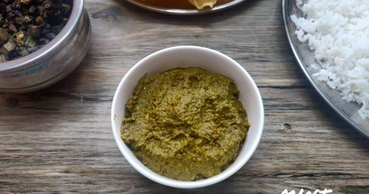 Pudina Thogayal Recipe | Mint Thogayal | Mint chutney