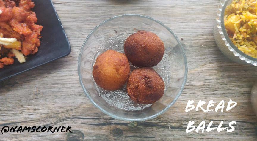 Bread balls recipe | Veg Bread Balls | Bread bites recipe