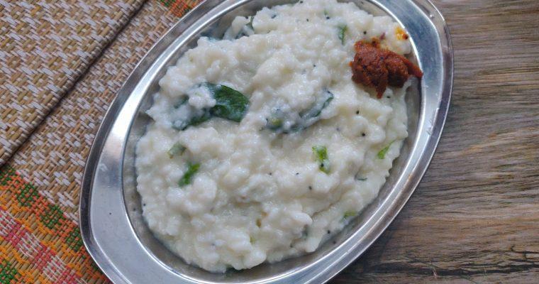 Curd Rice Recipe | Thayir Sadam