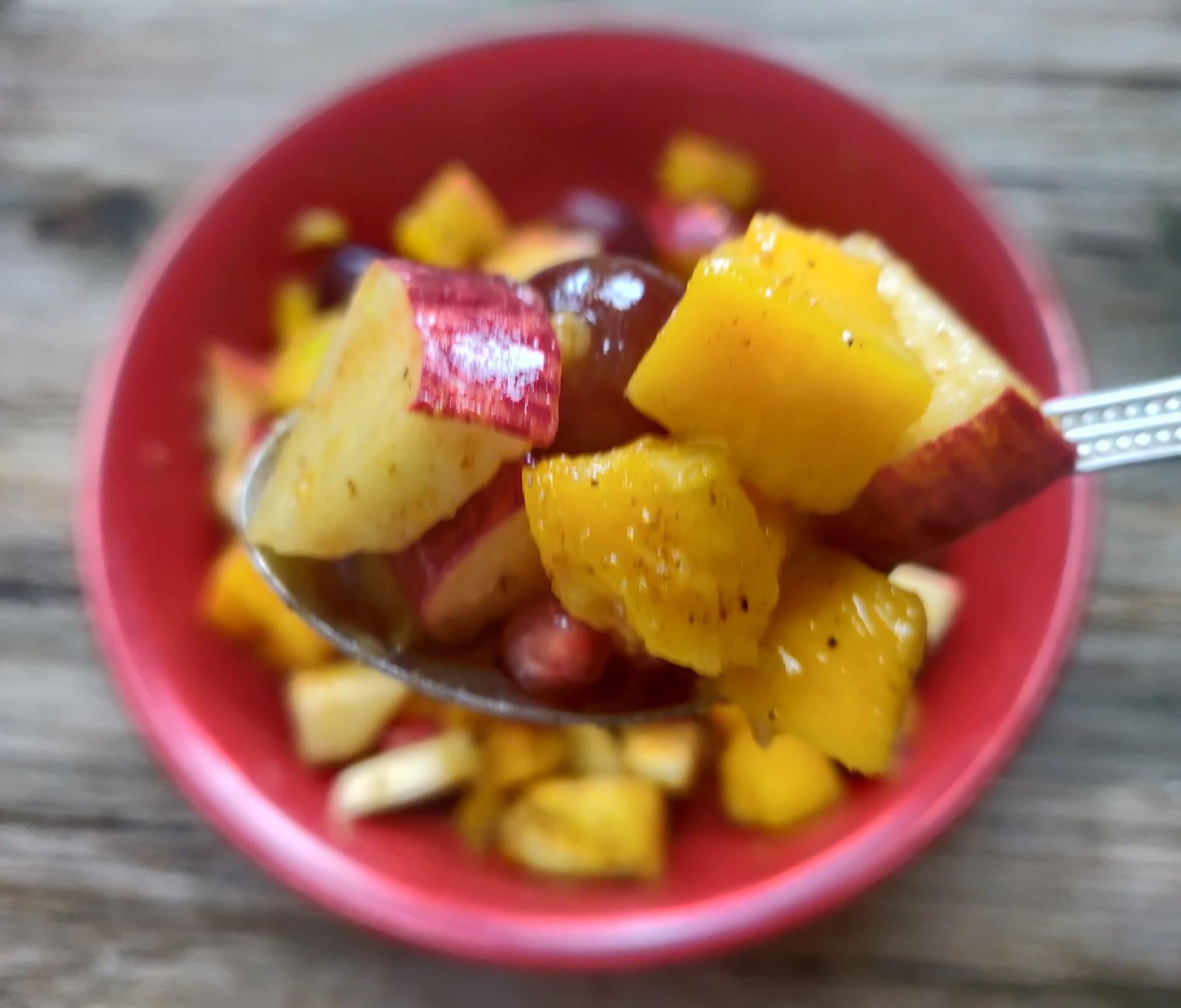fruit_chaat - Narmadha