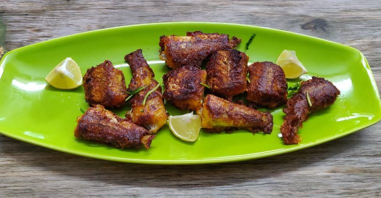 Masala Fish Fry Recipe | Spicy Masala Fish Fry