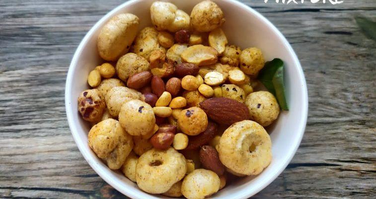 Makhana Mixture Recipe | Makhana chivda | Phool Makhana chivda