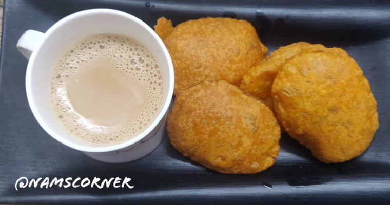 Potato Bajji Recipe | Aloo Bajji | Potato Pakora