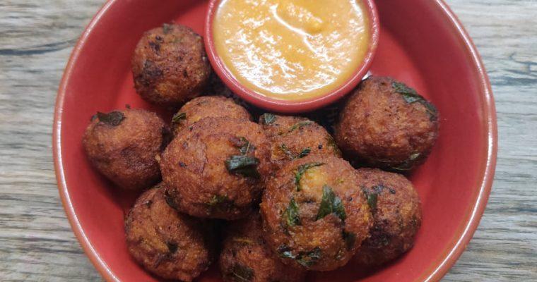 Semiya Pakoda Recipe | Leftover Semiya balls | Vermicelli Pakora